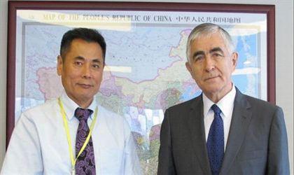 世贸通集团代表应西班牙驻广州总领事邀请参加西班牙国庆节酒会