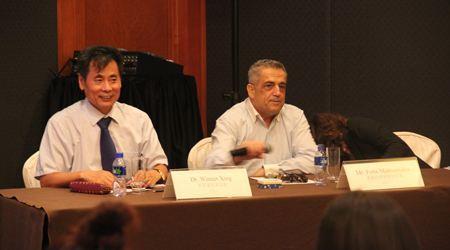 希腊驻沪领事参加世贸通集团希腊第二家园置业龙8娱乐官网手机版上海首发会